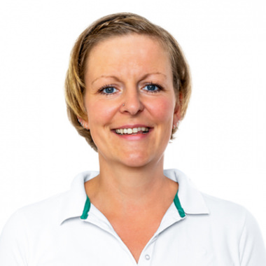 Logopädin Daniela Behrendt