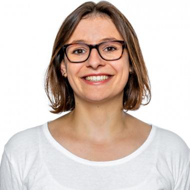 Logopädin Johanna Wiese