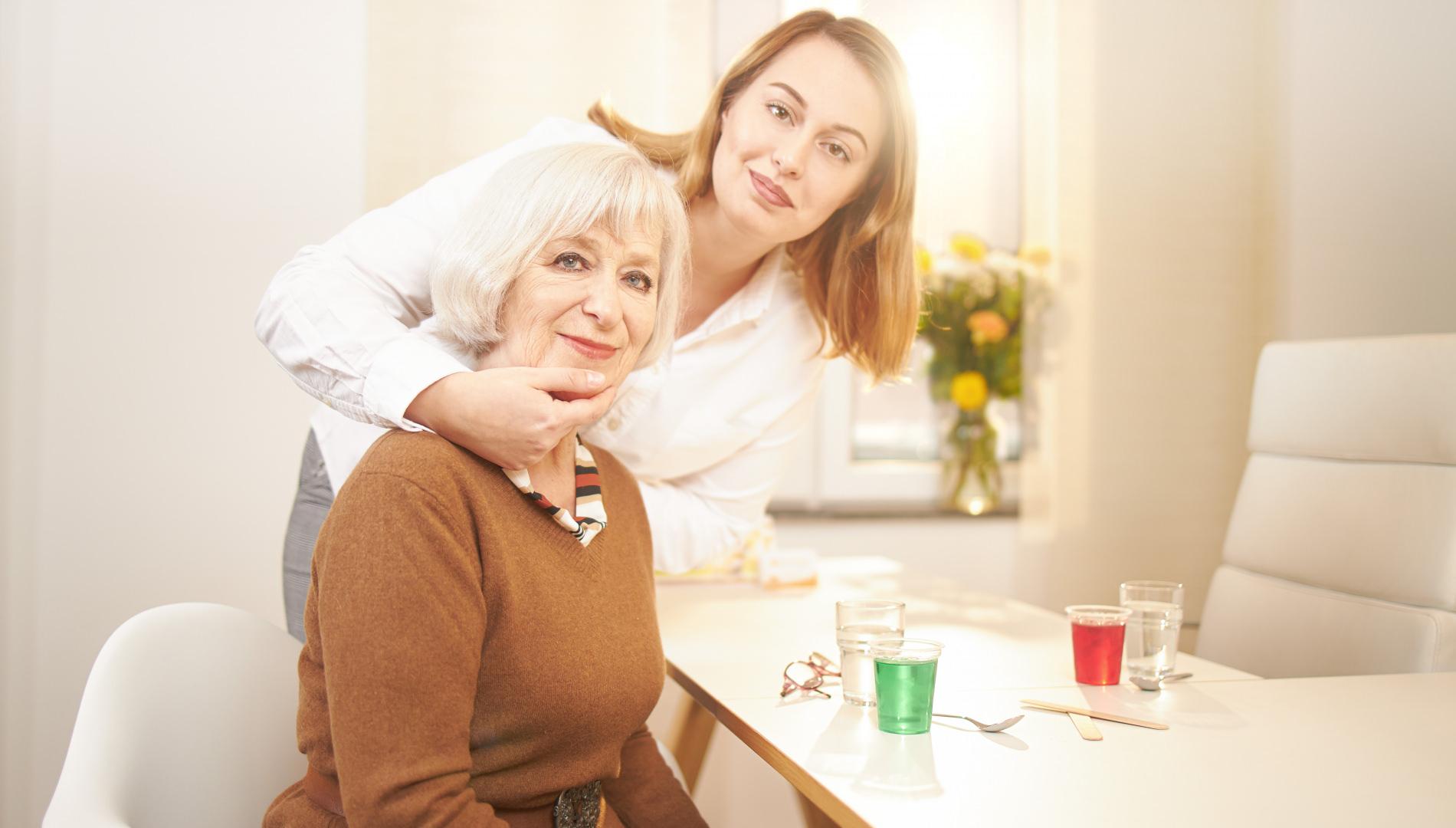 Schluckstörungen Dysphagie Therapie