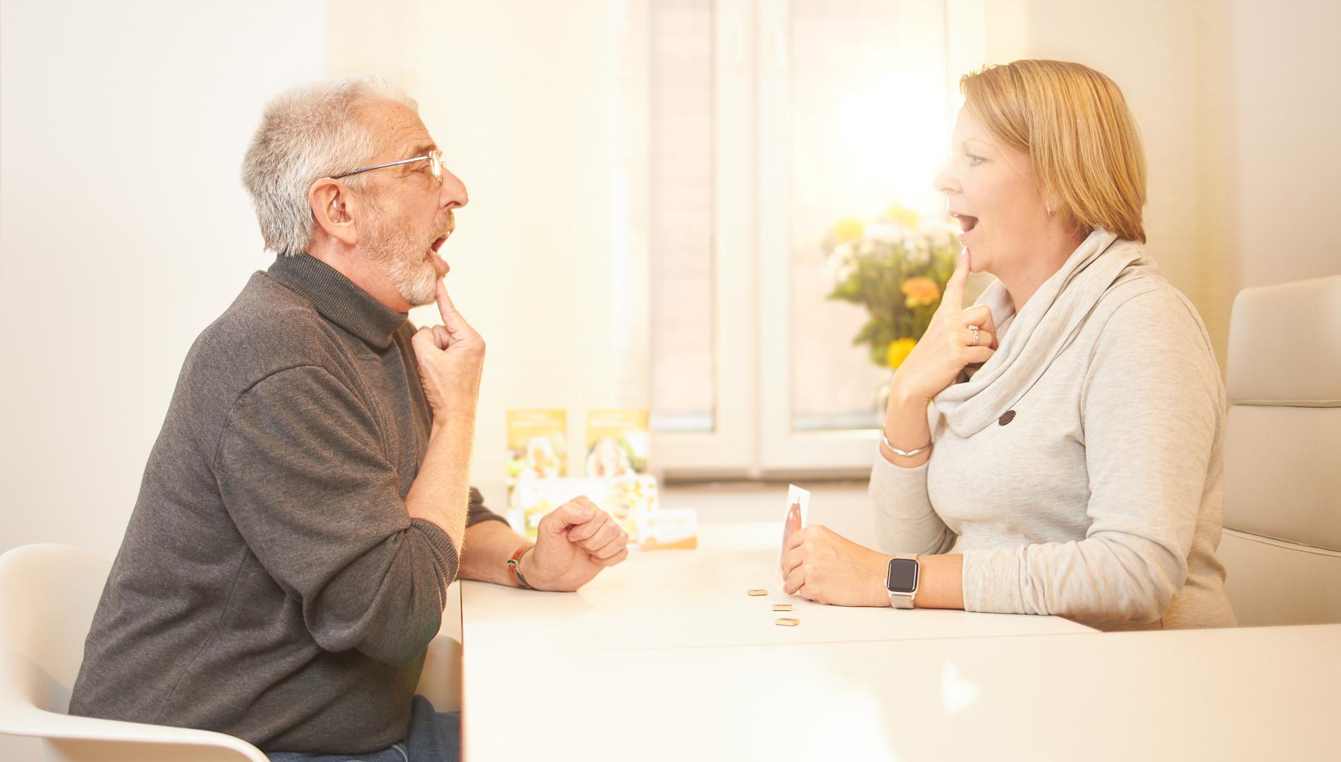 Sprechapraxie Therapie der Symptome bei Kindern und Erwachsenen